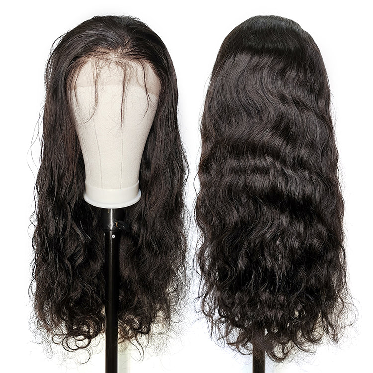 9A Body Wave 13x6 lace front wig virgin hair Upgraded 2.0