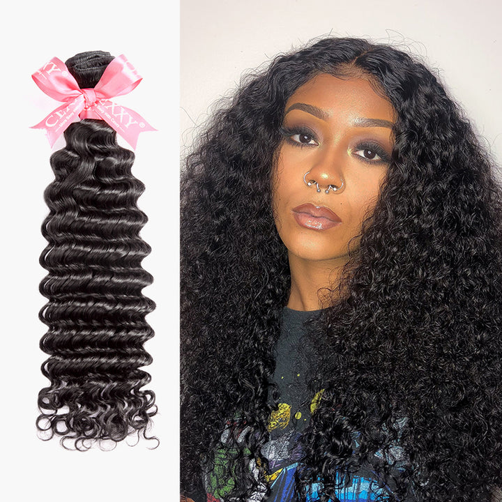 CEXXY Popular Series Virgin Hair Deep Wave Bundle Deal - cexxyhair.com