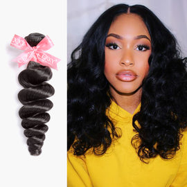 CEXXY Popular Series Virgin Hair Loose Wave Bundle Deal - CEXXY Hair