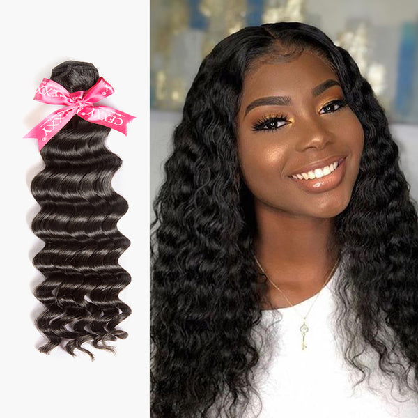 CEXXY Luxury Series Virgin Hair Natural Wave Bundle Deal - CEXXY Hair