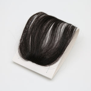 Clip In Hair Bangs Hairpiece Accessories Synthetic Fake Bangs Hair Piece Clip In Hair Extensions