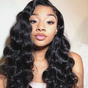 9A Loose Wave 13x6 lace front wig virgin hair Upgraded 2.0