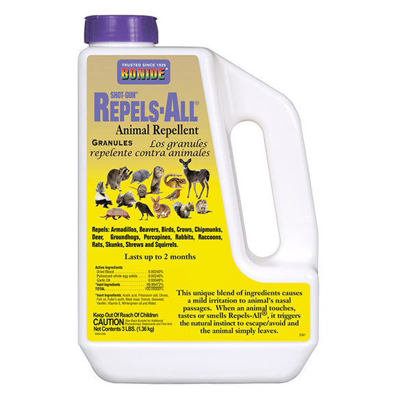 Bonide SHOT-GUN Repels-All Animal Repellent