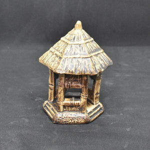 Miniature Ceramic Shade House Display - C&J Gardening Center