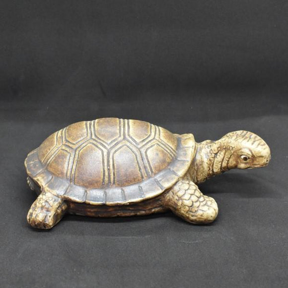 Miniature Ceramic Tortoise - C&J Gardening Center