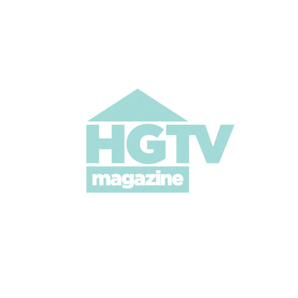 Kante Decor Pillow on HGTV Magazine