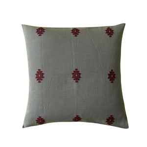 loom cloth pillow from Chiapas Mexico
