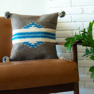 Half Diamond Pillow Cover