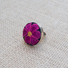 Embroidered Ring