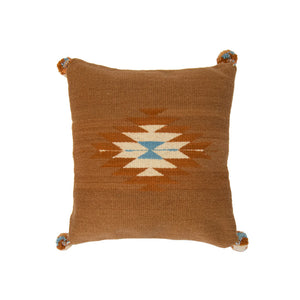 Camel Boho Pillow