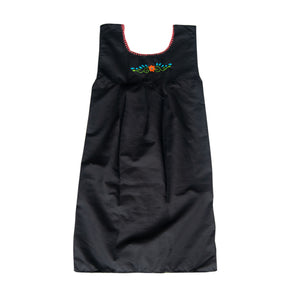 Black Chanel dress sleeveless