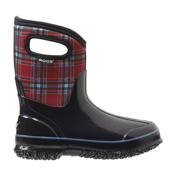 Bogs Winter Plaid Mid