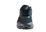 Lotto Triple Black Youth Lace