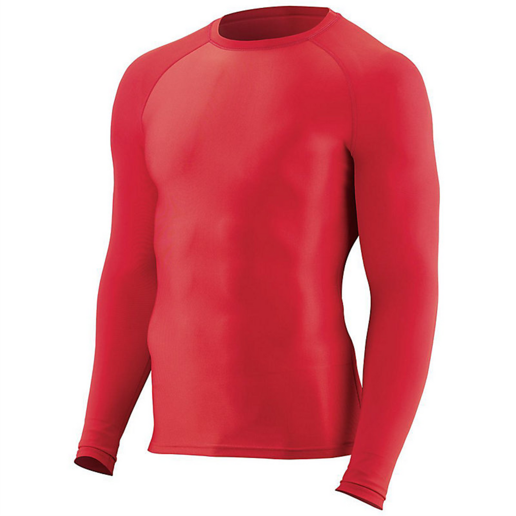 Item CHS-LAX-721 - Augusta Hyperform Compression Long Sleeve Shirt