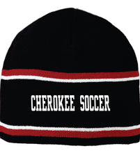 Load image into Gallery viewer, Item CHS-SOC-906 - Holloway Engager Beanie - CHEROKEE SOCCER Logo