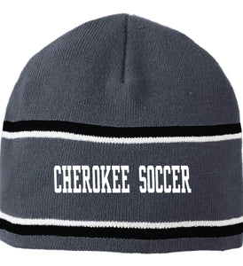 Item CHS-SOC-906 - Holloway Engager Beanie - CHEROKEE SOCCER Logo
