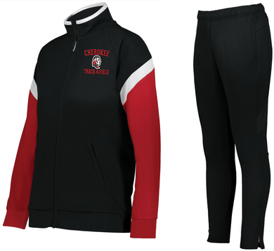 CHS-TRK-001-Holloway Player Warm-Up Limitless Collection Package - 2021 TF Logo