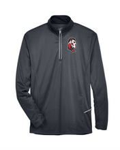 Load image into Gallery viewer, Item CHS-TRK-107-3 - UltraClub Cool & Dry Sport Quarter-Zip Pullover - Cherokee Head Logo