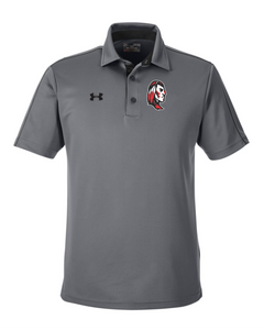 Item CHS-TRK-505-3 - Under Armour Tech Polo - Cherokee Head Logo