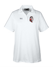 Load image into Gallery viewer, Item CHS-TRK-505-3 - Under Armour Tech Polo - Warrior Cross Spears Alternative #1 Logo