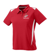 Load image into Gallery viewer, Item CHS-TRK-506-5 - Augusta Premier Polo - Cherokee C Alternative #2 Logo