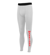 Load image into Gallery viewer, Item CHS-TRK-723 - Augusta Hyperform Compression Tight - WARRIORS Logo