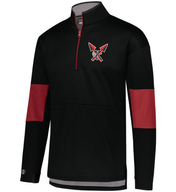 Item CHS-XC-103-3 Holloway Sof-Stretch Pullover - CHS Front XC Logo