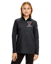Load image into Gallery viewer, Item CHS-XC-106-2 - Under Armour UA Tech™ Quarter-Zip - Cherokee Cross Country Logo