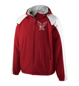 Item CHS-XC-401-2 - Holloway Homefield Jacket - Cherokee Cross Country Logo
