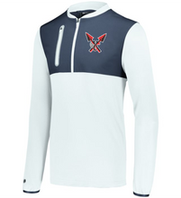 Load image into Gallery viewer, Item CHS-XC-405-3 - Holloway Weld Hybrid Pullover  - Cherokee Front XC Logo