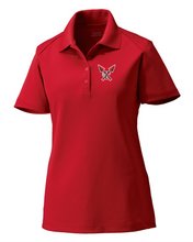 Load image into Gallery viewer, Item CHS-XC-501-3 - Extreme Performance Shield Snag Protection Short-Sleeve Polo - CHS Front XC Logo