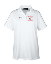 Load image into Gallery viewer, Item CHS-XC-505-2 - Under Armour Tech Polo - Cherokee Cross Country Logo