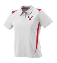 Load image into Gallery viewer, Item CHS-XC-506-3 - Augusta Premier Polo - CHS Front XC Logo