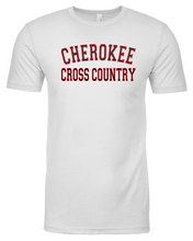 Load image into Gallery viewer, Item CHS-XC-545-1 - Next Level CVC Crew - Cherokee XC Front and Back XC Logos
