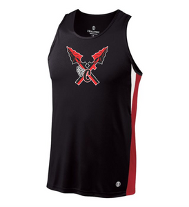 Item CHS-XC-708-3 - Holloway Vertical Singlet - CHS Front XC Logo
