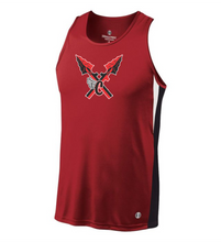 Load image into Gallery viewer, Item CHS-XC-708-3 - Holloway Vertical Singlet - CHS Front XC Logo