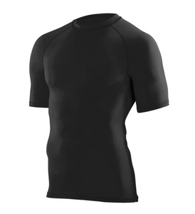 Item CHS-XC-719 - Augusta HYPERFORM COMPRESSION SHORT SLEEVE SHIRT