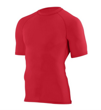 Load image into Gallery viewer, Item CHS-XC-719 - Augusta HYPERFORM COMPRESSION SHORT SLEEVE SHIRT