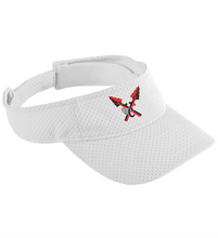 Load image into Gallery viewer, Item CHS-XC-904-3 - Augusta Athletic Mesh Visor - CHS Front XC Logo