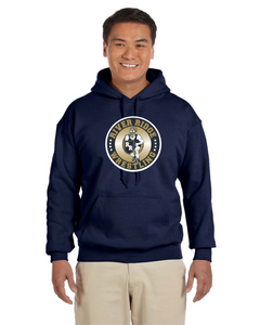 Item RR-WW-301E - Gildan-Hoodie - River Ridge Wrestling Circle Logo