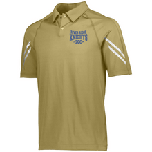 Load image into Gallery viewer, Item RR-XC-505-1 - Holloway Flux Polo - River Ridge KNIGHTS XC Logo