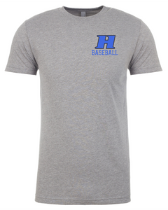 Item HG-BB-601-4 - Next Level CVC Crew - Hobgood H Baseball Logo