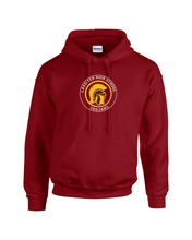 Load image into Gallery viewer, Item LAS-FB-303-2 - Gildan-Hoodie - Lassiter Trojan Logo
