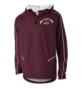 Item LAS-FB-404-1 - Holloway Wizard Pullover - Lassiter Football Logo