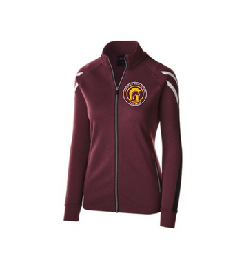 Item LAS-FB-414-2 - Holloway Flux Jacket - Lassiter Trojan Logo