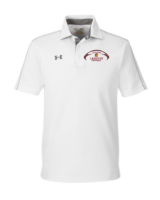 Item LAS-FB-505-1 - Under Armour Tech Polo - Lassiter Football Logo
