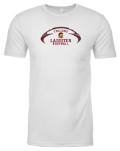 Load image into Gallery viewer, Item LAS-FB-525-1 - Next Level CVC Crew - Lassiter Football Logo