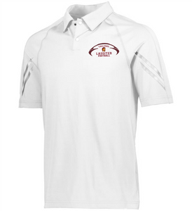Item LAS-FB-541-1 - Holloway Flux Polo - Lassiter Football Logo