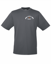 Load image into Gallery viewer, Item LAS-FB-607-1 - Team 365 Zone Performance Short Sleeve T-Shirt - Lassiter Football Logo