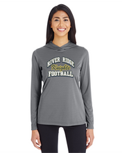 Load image into Gallery viewer, Item RR-FB-349-8 - Team 365 Zone Performance Hoodie - RR ARCH Football Logo
